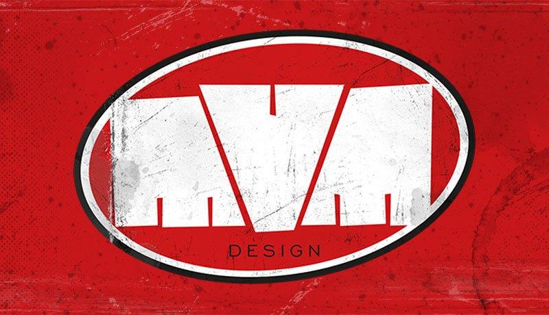 MvM Design Logo
