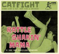 Rattle Shakin Mama: 25 Sure Shot Dancefloor Champions
