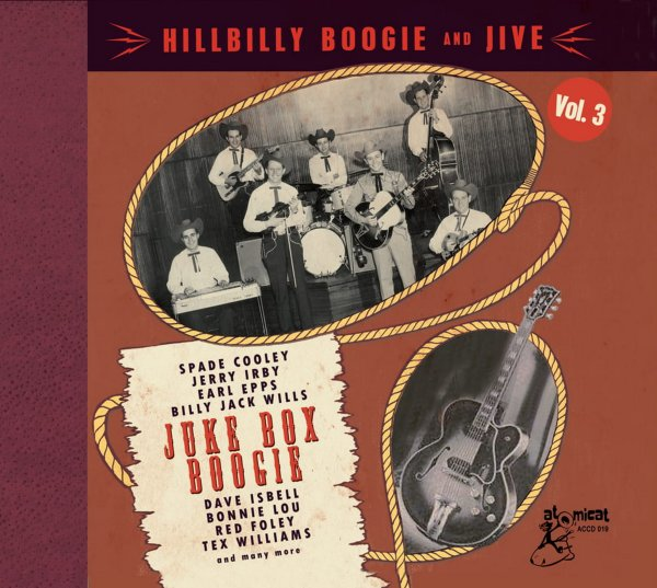 Juke Box Boogie, Hillbilly Boogie And Jive
