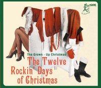 The Twelve Rockin Days Of Christmas