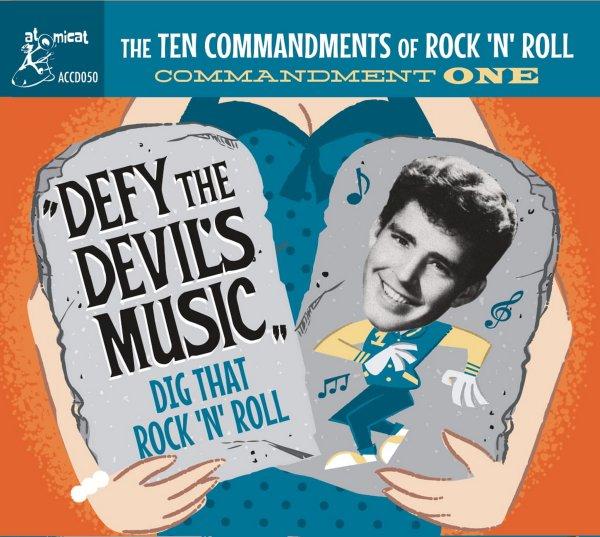 Ten Commandments Of Rock 'n' Roll 1