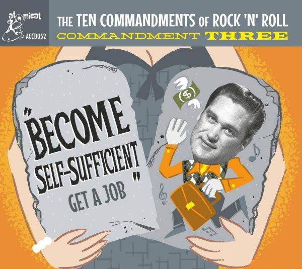 Ten Commandments Of Rock 'n' Roll 3
