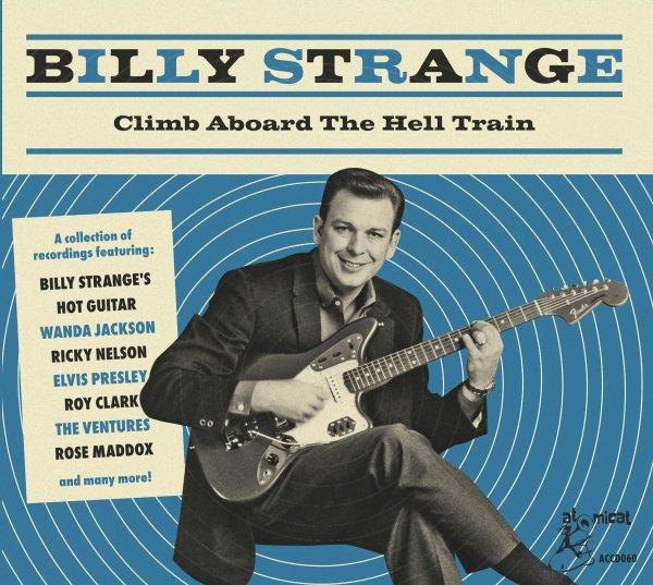 Billy Strange Climb Aboard The Hell Train