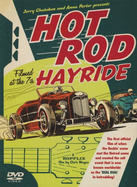 Hotrod Hayride
