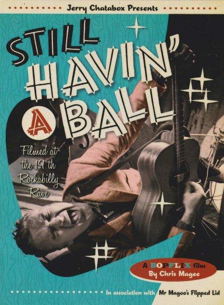 Still Havin A Ball Dvd (rockabilly Rave 19)
