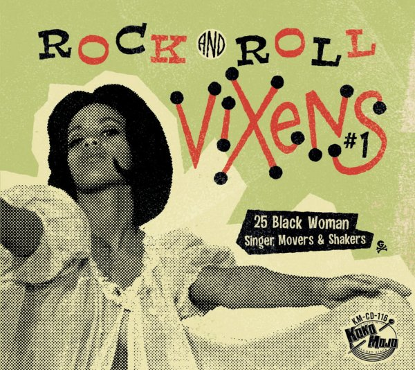 Rock And Roll Vixens 1