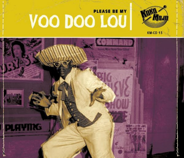 Koko-Mojo Original - Voodoo Lou