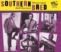 Southern Bred Mississippi R&B Rockers 3