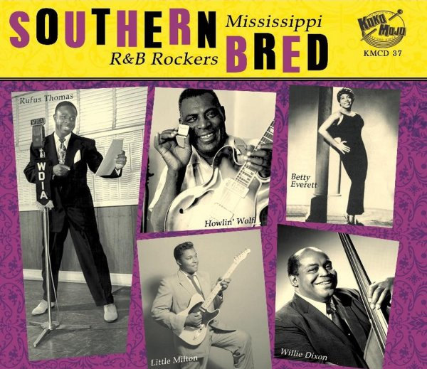 Southern Bred Mississippi R&B Rockers Vol. 4