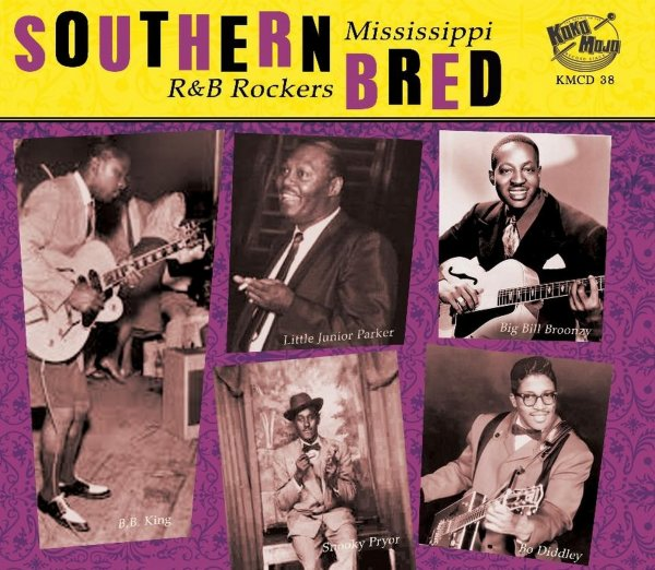 Southern Bred Mississippi R&B Rockers Vol. 5