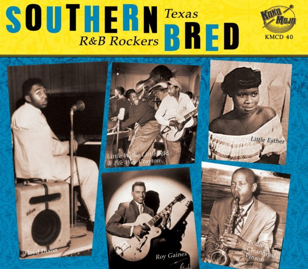 Southern Bred Texas R&B Rockers 6