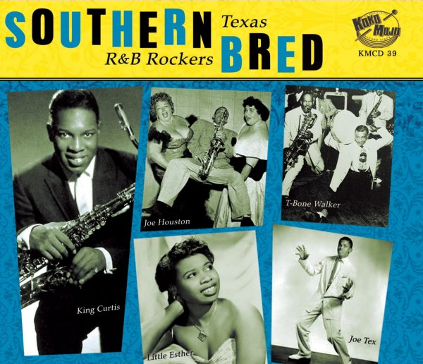 Southern Bred Texas R&B Rockers 7