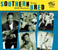 Southern Bred 7 Texas R&B Rockers