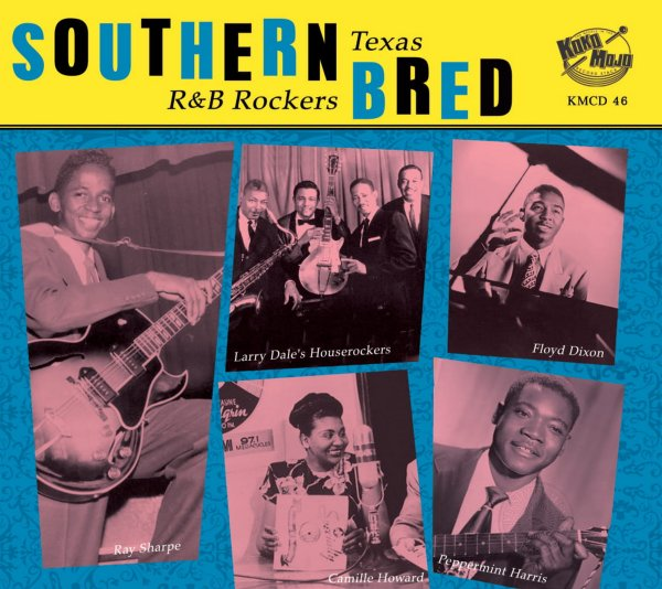 Southern Bred Texas R&B Rockers 8