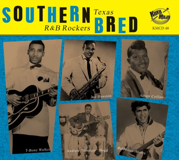 Southern Bred Texas R&B Rockers 10