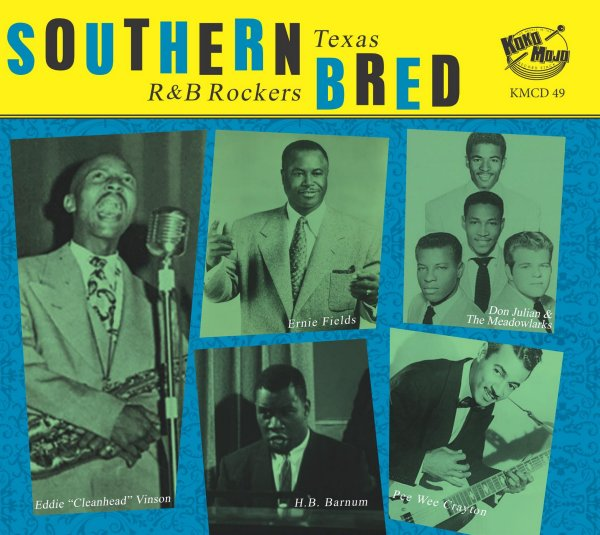 Southern Bred Texas R&B Rockers 11