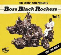 Boss Black Rockers Vol. 1: She Can Rock