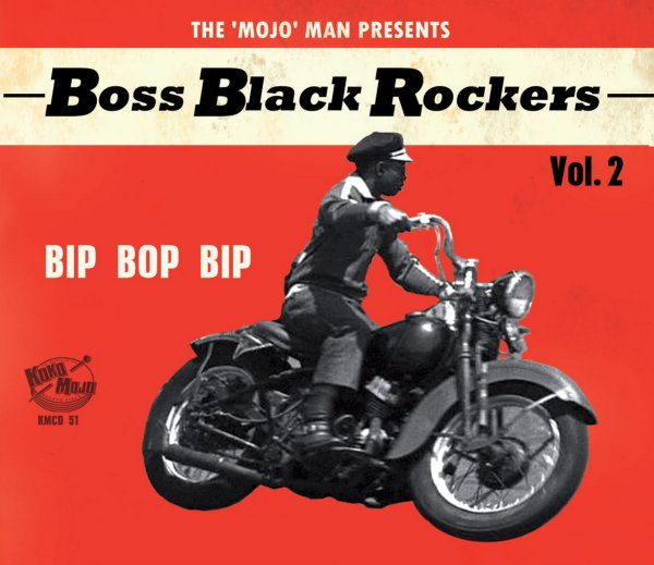 Boss Black Rockers Vol 2 Bip Bop Bip