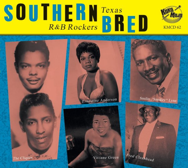 Southern Bred Texas R&B Rockers 12