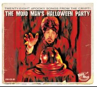 Black Halloween Vol.2 - The Mojo Mans Halloween Party
