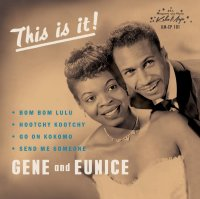 Gene & Eunice - This Is It EP