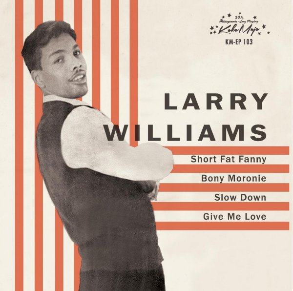 Larry Williams - EP DELETED