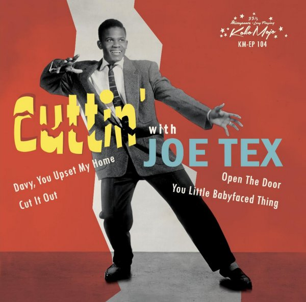 Joe Tex - Cuttin' With Joe Tex EP