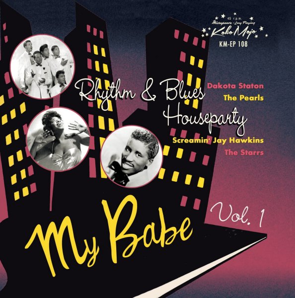 My Babe: Rhythm & Blues House Party Vol 1 EP