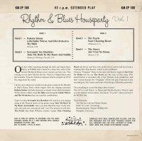 My Babe: Rhythm & Blues House Party Vol 1 EP