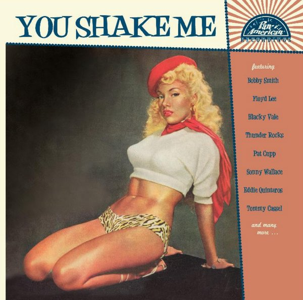 You Shake Me