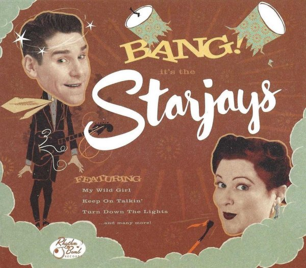 Bang, It's the Starjays