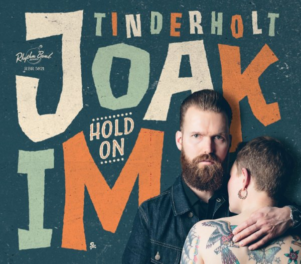 Joakim Tinderholt - Hold On CD
