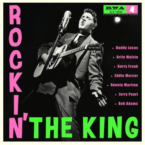Rockin the King