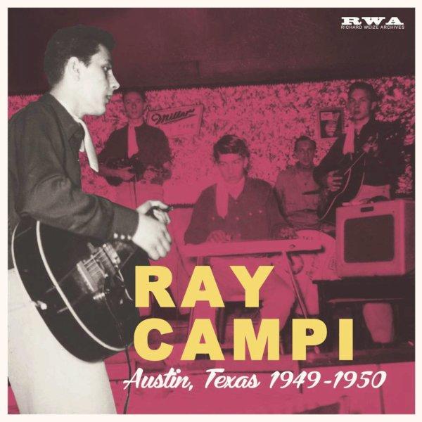 Austin, Texas 1949-1950