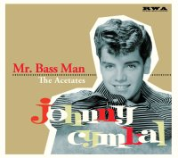 Johnny Cymbal - Mr Bass Man-The Acetates