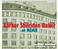 Korner/Sheridan/Baker - The Rias Session-live In