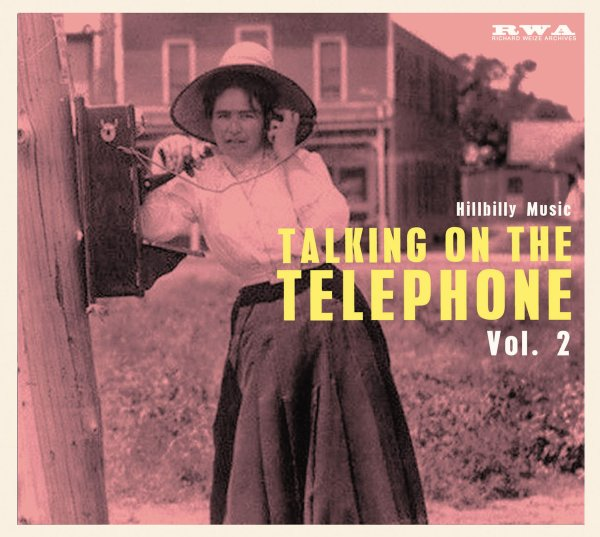 Talking On the Telephone Hillbilly