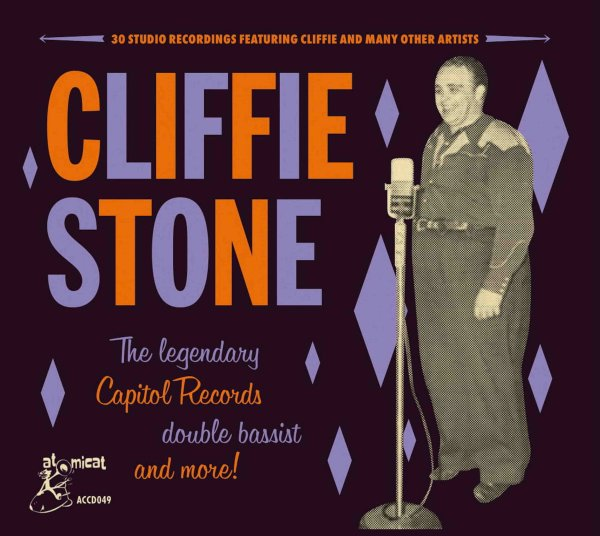 Cliffie Stone - The Legendary Bassist And More!