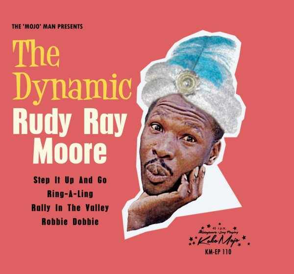 Rudy Ray Moore   The Dynamic EP
