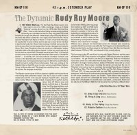 Rudy Ray Moore – The Dynamic EP