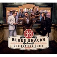 B.B. and the Blues Shacks - Reservation Blues LP SIGNED