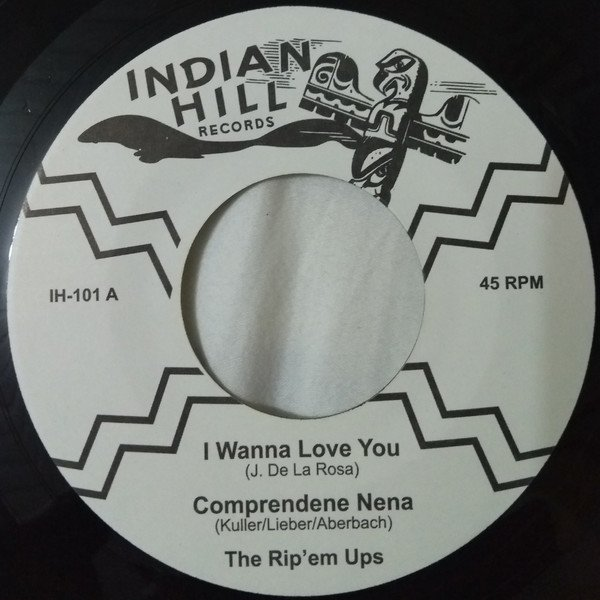 The Rip 'Em Ups ?– I Wanna Love You EP DELETED