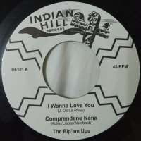 The Rip Em Ups ?– I Wanna Love You EP DELETED