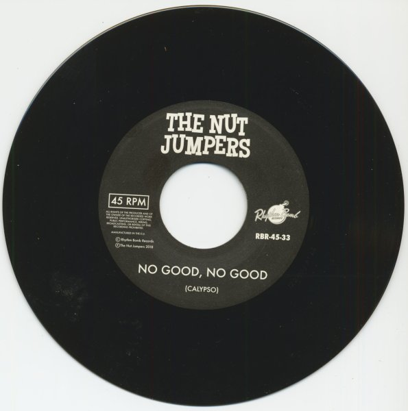 The Nutjumpers 7inch