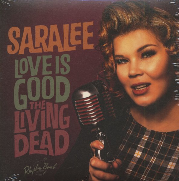 Sara Lee Love Is Good - The Living Dead (7inch, 45rpm, PS)