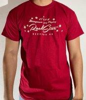 T-shirt Rockstar Records 45rpm Men