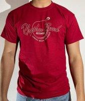 T-shirt Rhythm Bomb Records London Berlin Los Angeles Men