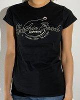 T-Shirt Rhythm Bomb Records London Berlin Los Angeles...
