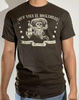 T-shirt Rhythm Bomb Records Muerte Men