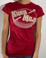 T-shirt Koko-Mojo Records Needle Girlie